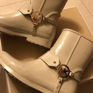 MK boots 雨鞋 雨靴