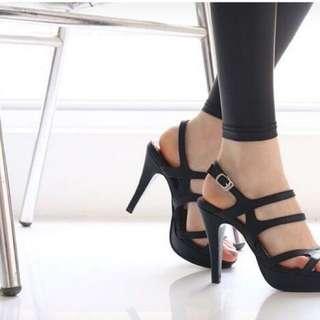 Sandal High Heels Wanita