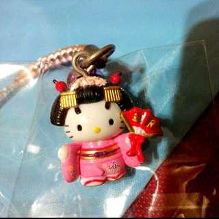 Hello Kitty吊飾