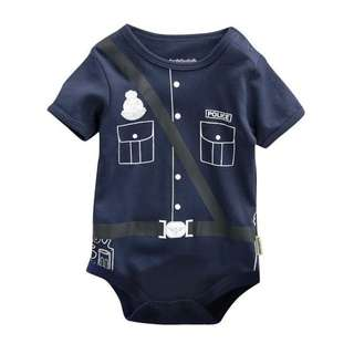 HOLABEBE BABY JUMPER : Policeman / Manchester United  Romper