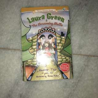 Laura green and the screaming maze