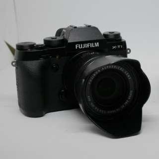 FUJIFILM XT1 +  XC 16-50mm