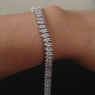 Silver Bracelet from us..