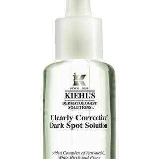 instock - kiehls clearly corrective dark spot solution