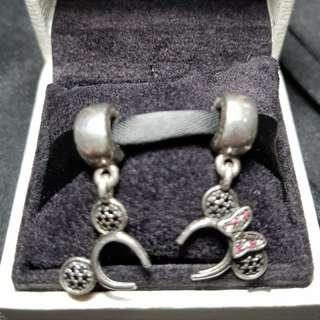Authenthic Pandora Charms Mickey & Minnie