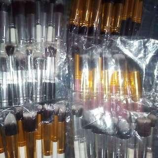 Kabuki 10pcs brush