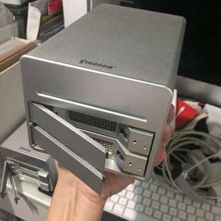 Stardom ST2-SB2 eSATA USB2.0