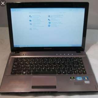 Lenovo Quad-Core i7 Laptop