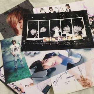 [FREE] FT Island - printed photographs