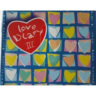 LOVE DIARY 3