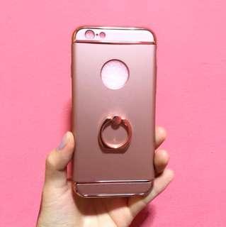 iPhone 6/6s rose gold casing