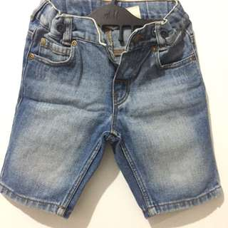H&M Denim Short