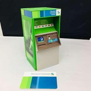 渣打銀行提款機錢箱