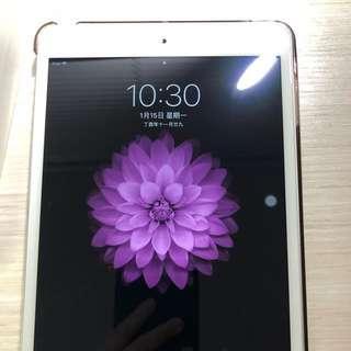 95%新 ipad mini 2 銀色 32gb wifi 齊配件