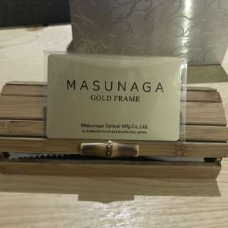 MASUNAGA G.M.S. 2013 LIMITED 日王