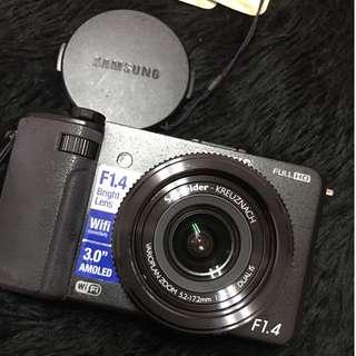 Samsung EX2F (完整配件.功能正常)