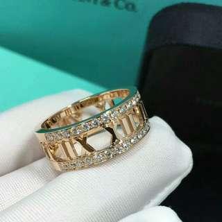 Tiffany diamonds ring