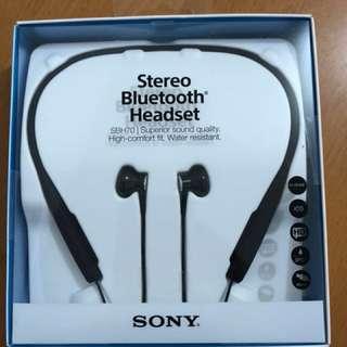 全新Sony SBH70 Bluetooth藍牙防水無線耳機 sbh-70
