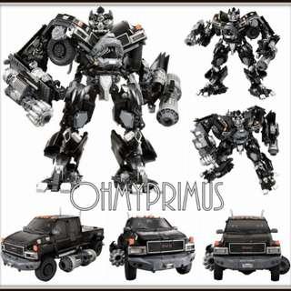 Hasbro Takara Transformers Movie Masterpiece MPM-6 MPM6 Ironhide