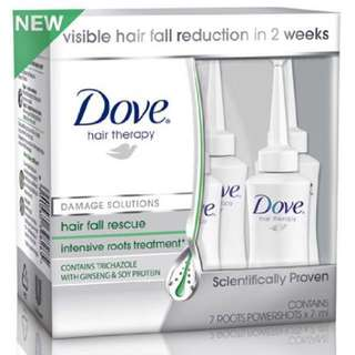 Dove hair fall rescue intensive hair tonic