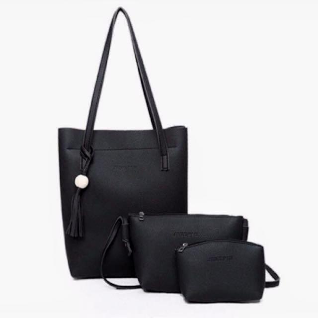 3n1 Tote Bag