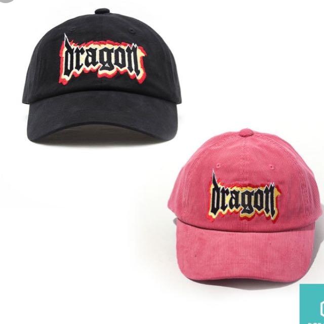 8seconds Gdragon 帽子