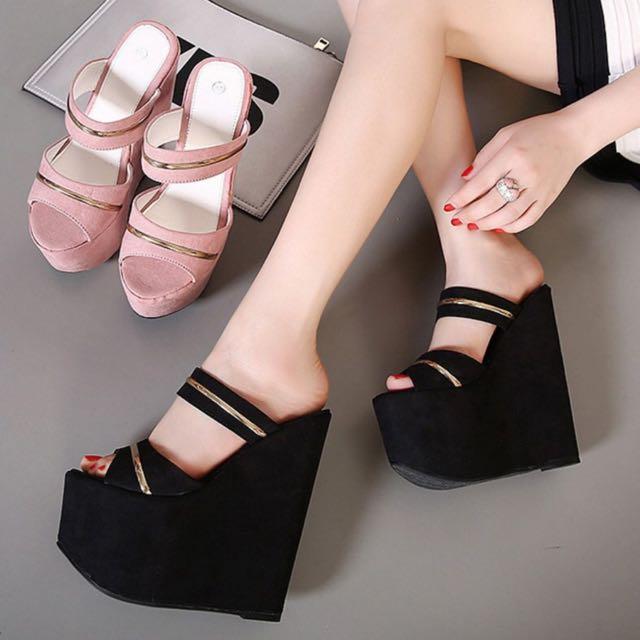 厚底鞋(預購)