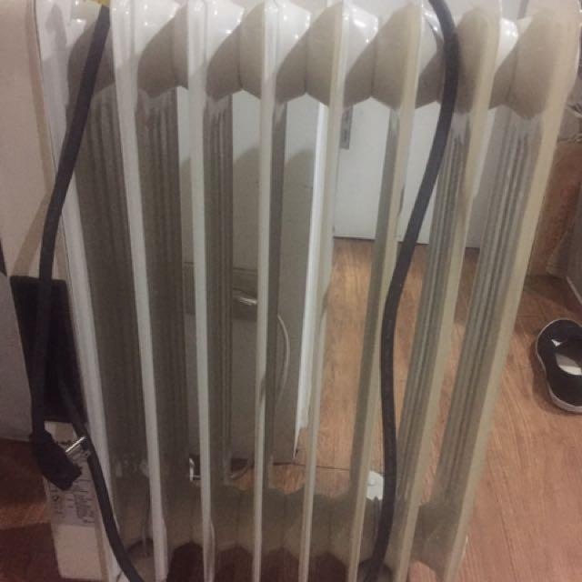 嘉儀德製葉片式暖爐