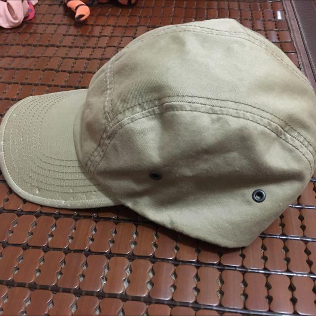 復古五片帽