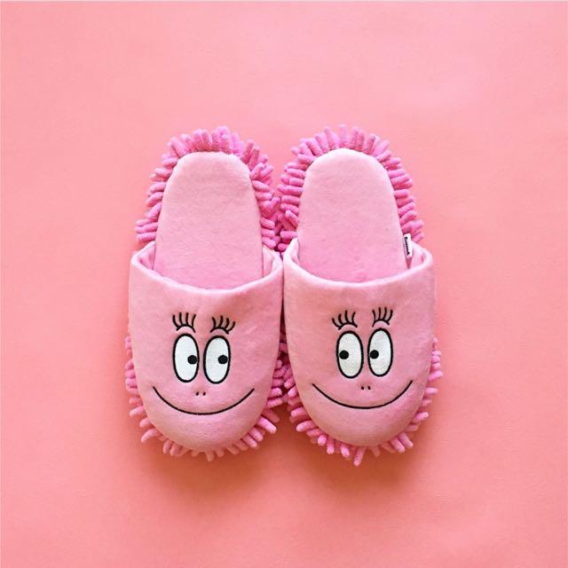 日本泡泡先生懶人掃除托鞋