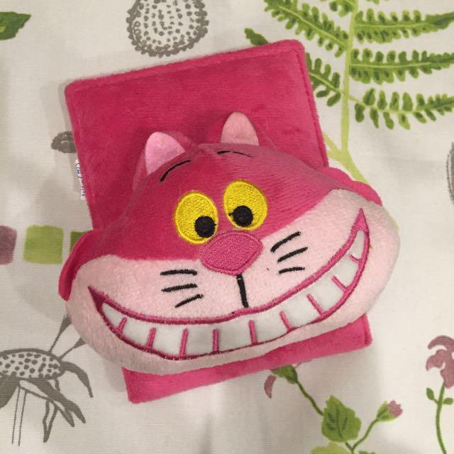 迪士尼微笑貓大頭隨身鏡