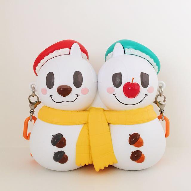 東京迪士尼 奇奇蒂蒂 糖果罐