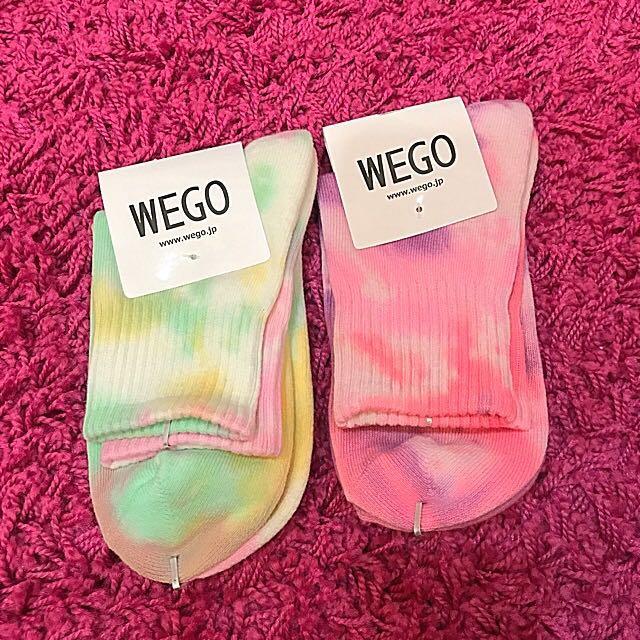 🇯🇵日本帶回 / WEGO襪子