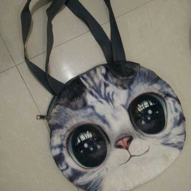 🌻 Cat Bag