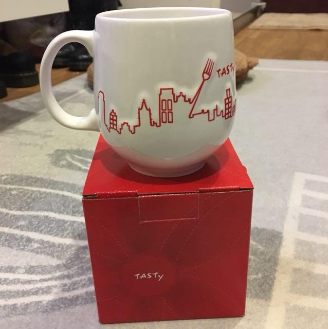 西堤 TASTY 馬克杯