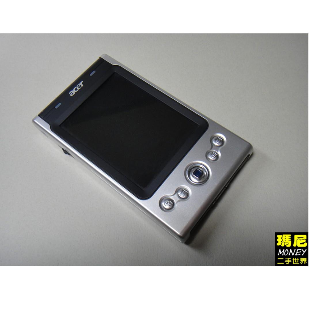 古早味適合專家研究與殺肉-Acer n35 – GPS PDA 衛星導航掌上電腦-二手品機況佳