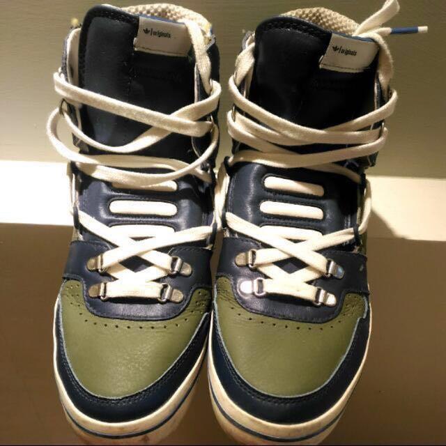 Adidas Original🔥 40週年高筒板鞋