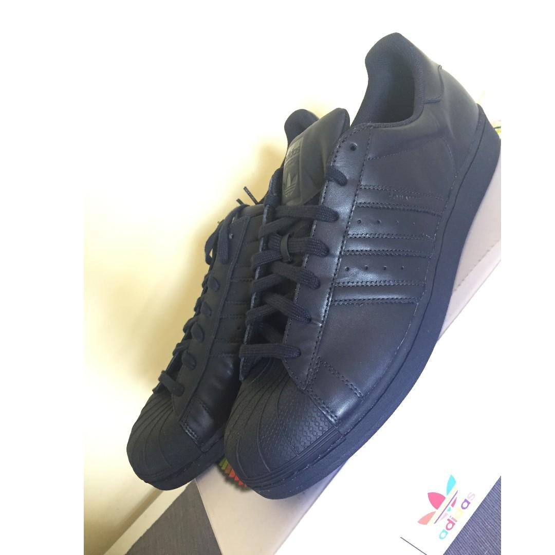Adidas Pharell Williams Shoes - Navy - BNIB - Size Men's US14