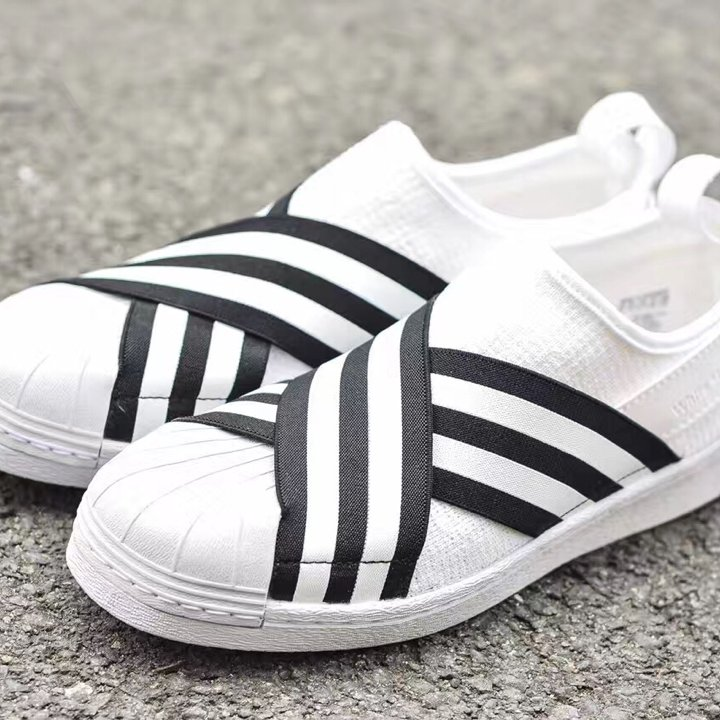 reputable site d497a 5a9be Adidas superstar slip on x White Mountaineering, Women's ...