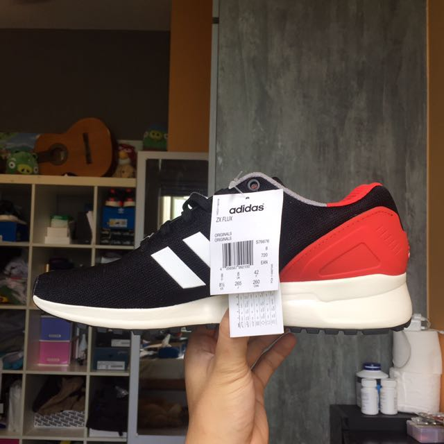 timeless design a8487 53afe Adidas Zx Flux EQT, Men's Fashion, Footwear on Carousell
