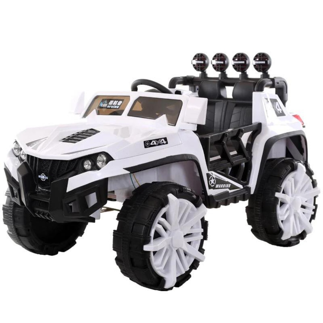 All New 4x4 Jeep Electric Toy Ride On Car for Kids