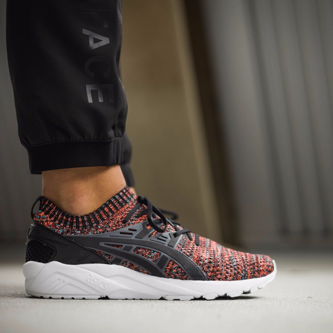 asics gel kayano knit lo