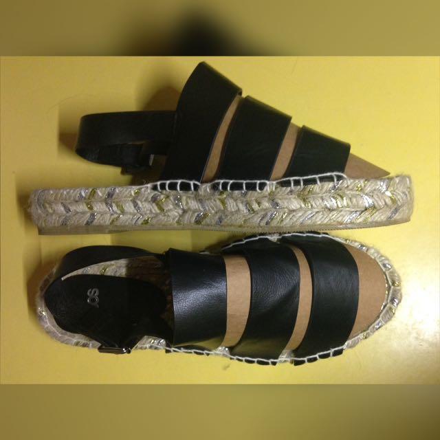 ASOS JINESSA Espadrille Sandals