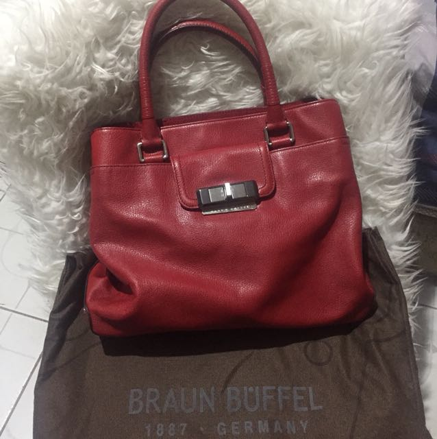Authentic Braun Buffel (BNWT)