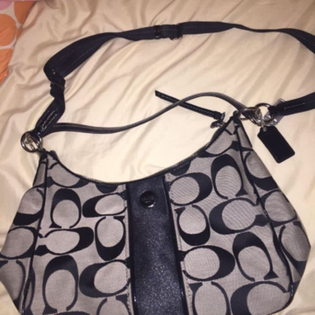 Authentic coach NEW without tags