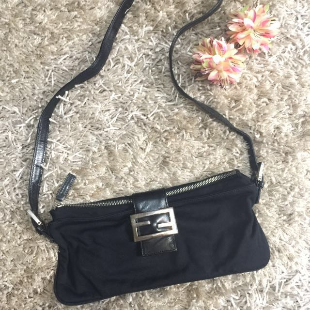 Authentic Fendi Small party bag