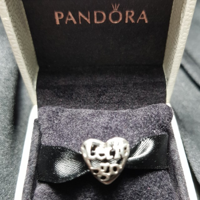 Authentic Pandora Charm - Disney Let it go