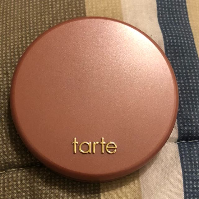 Authentic Tarte Amazonian Clay 12 Hour Blush Exposed
