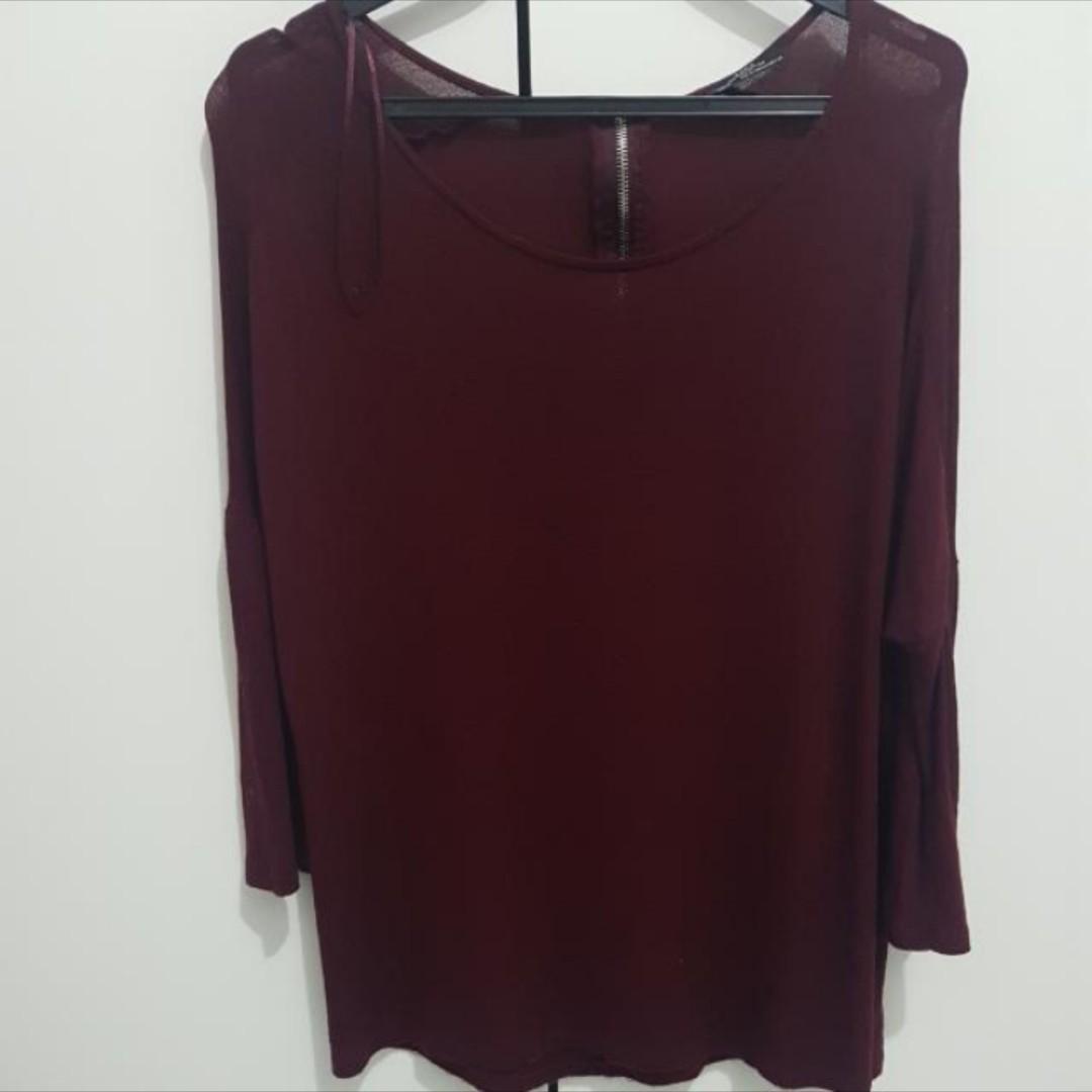 Authentic Zara Top