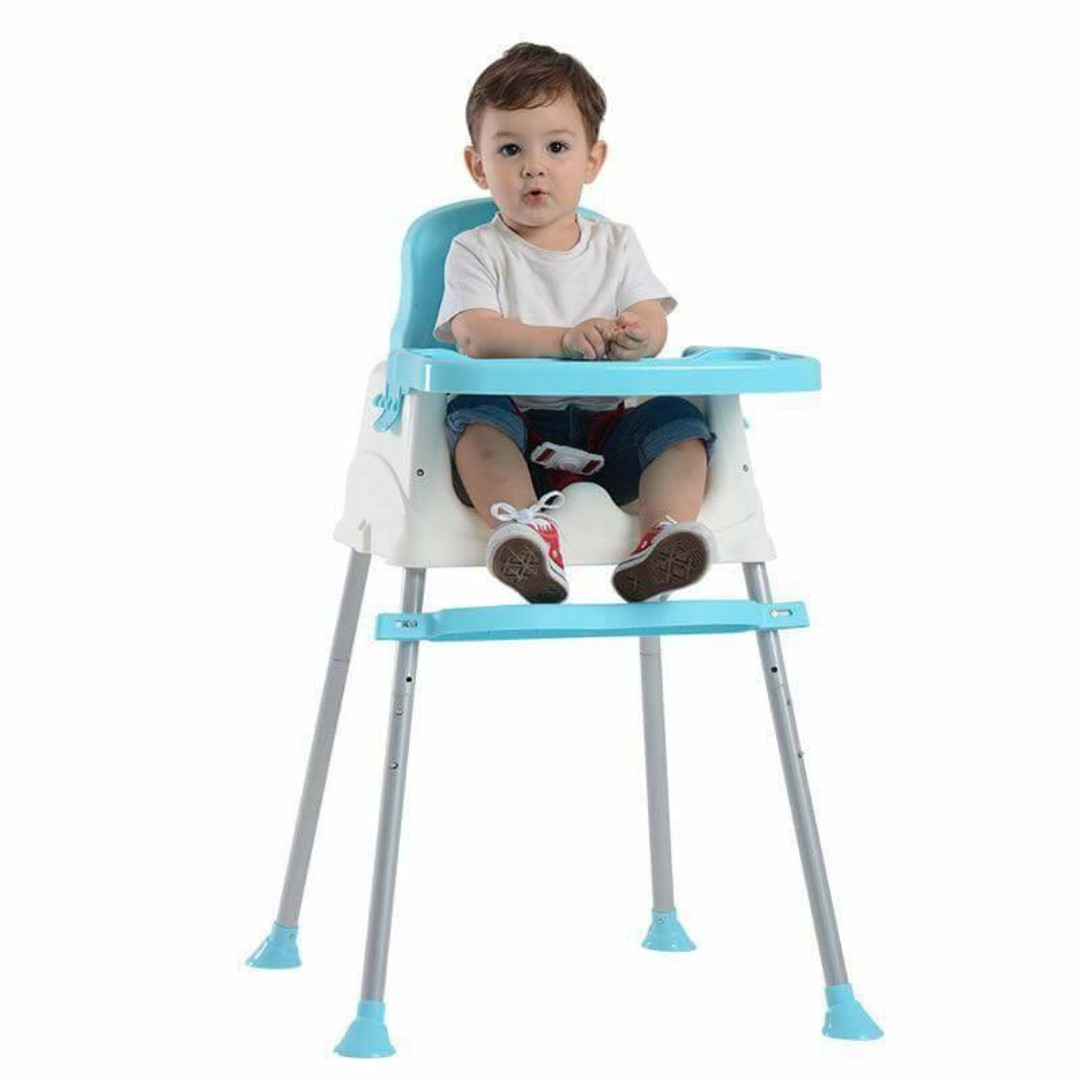 Baby Feeding High Chair Kids Dinning Table with Chair